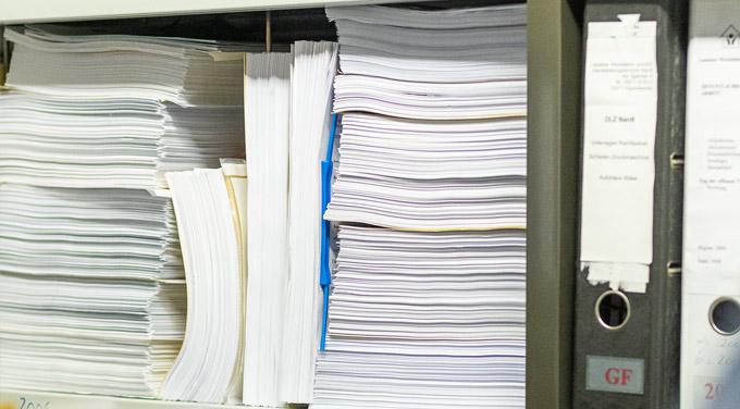 Dokumenten - Digitalisierung